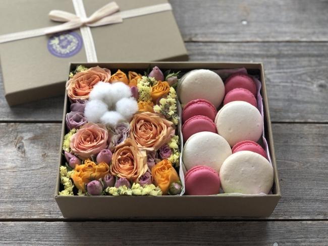 милый подарок-валентинка