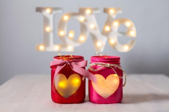 Поделки с сердечками для детей и взрослых
