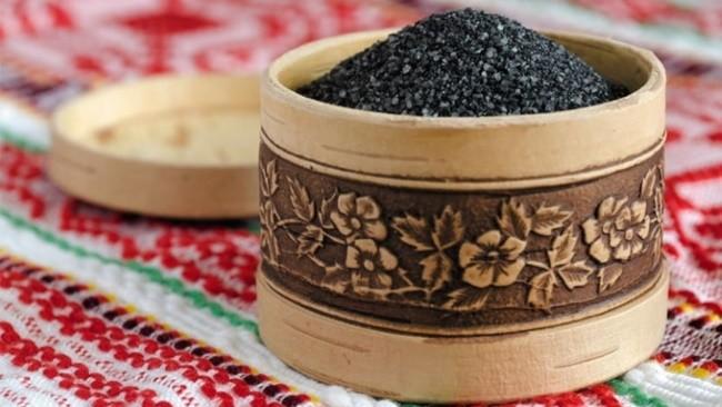 Традиция - заготовка четверговой соли