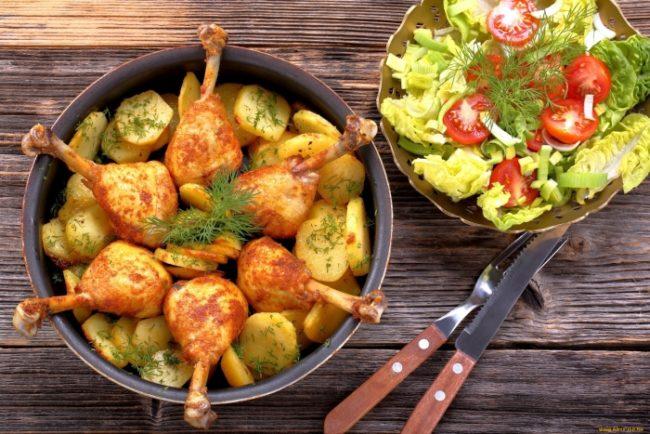 простые и вкусные праздничные рецепты