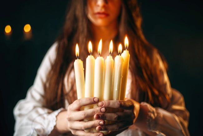 правдивые святочные гадания
