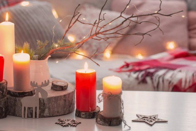 волшебная рождественская ночь