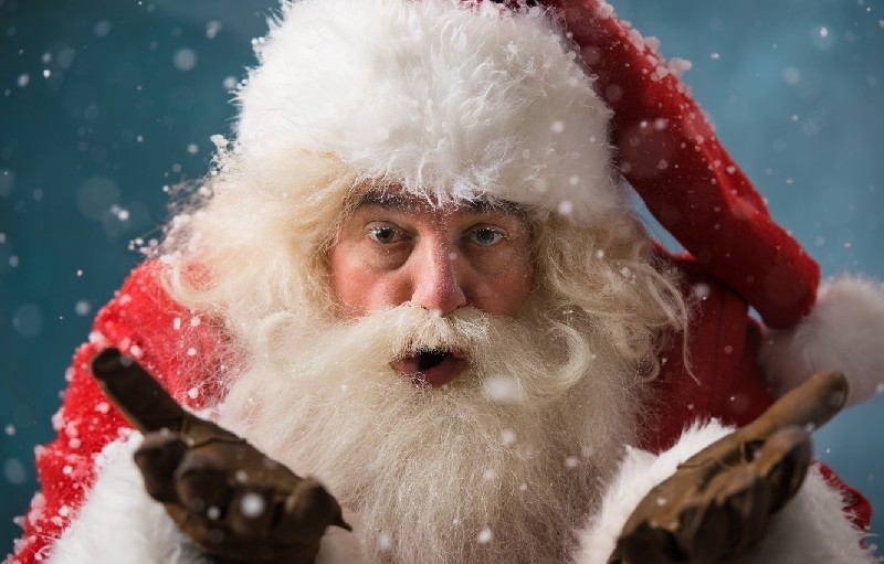 Бесплатное именное поздравление от Деда Мороза 2022