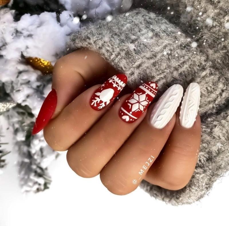 рисунки со снежинками