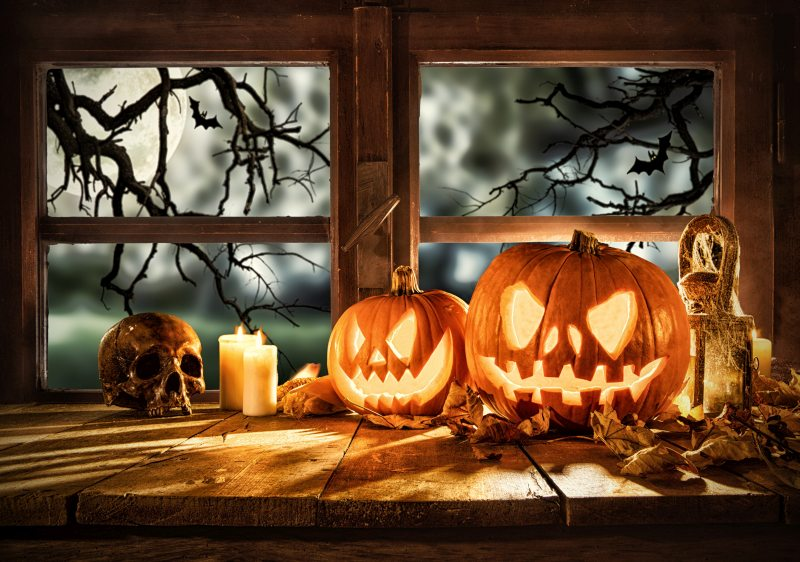 Ритуалы на Хэллоуин для детей