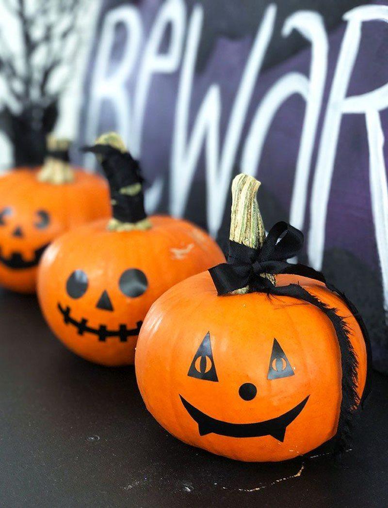 новинки поделки на Хэллоуин