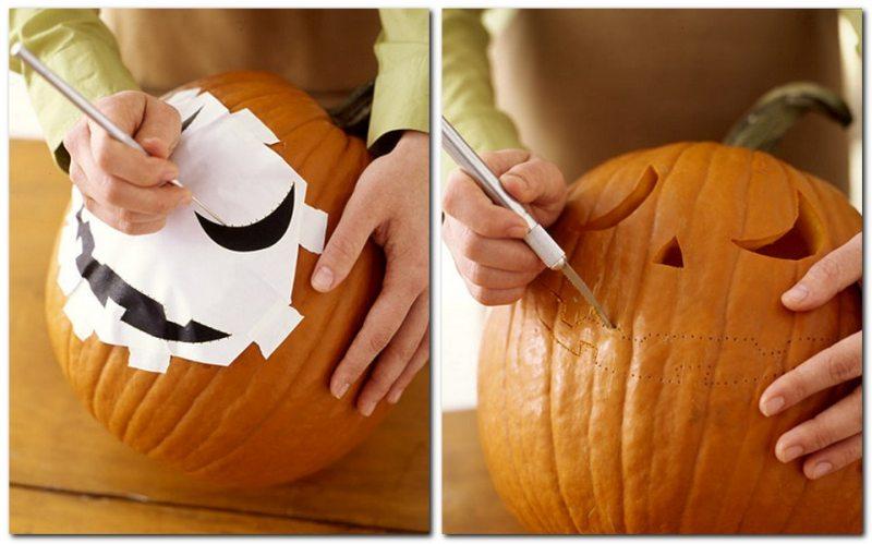 красивые поделки на Хэллоуин