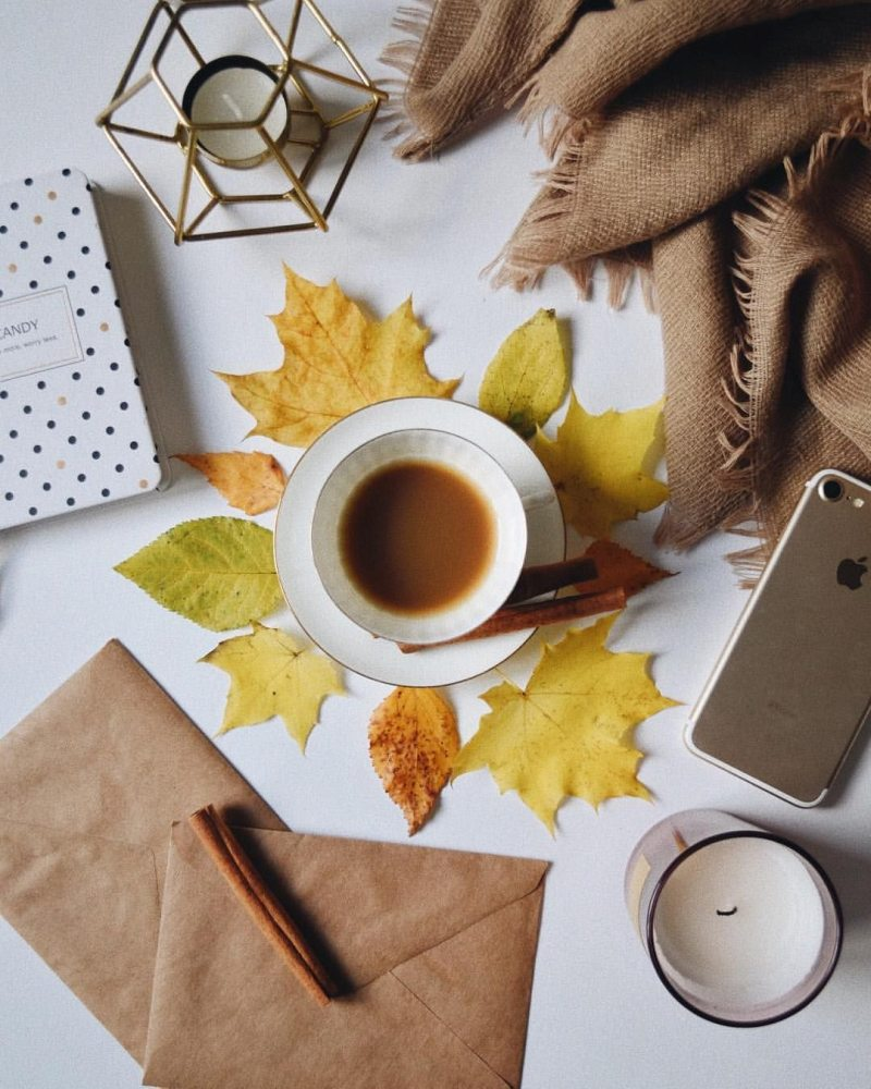 золотая осень и идеи